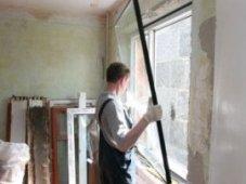 Замена стеклопакетов впластиковых окнах вМоскве